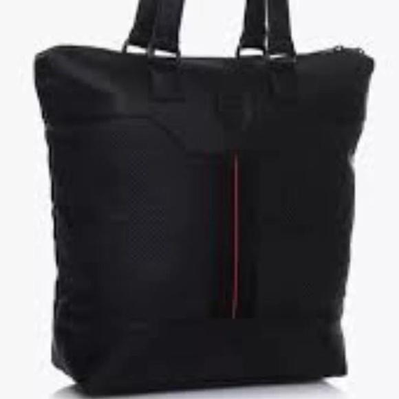 PUMA Ferrari LS Shopper Bag Puma Black nwt 600b4faaf4423